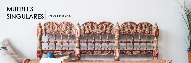4. Muebles singulares con historia