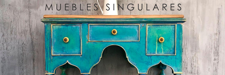Muebles-singulares