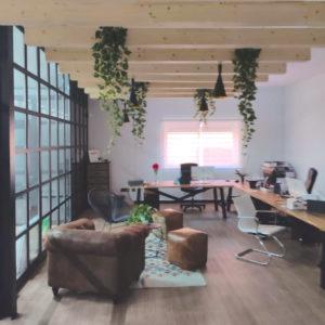 oficinas decoradas