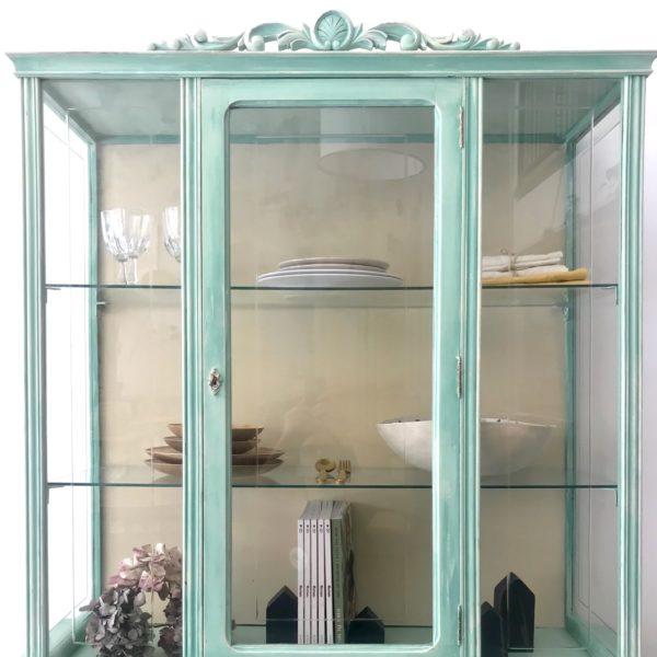 vitrina restaurada