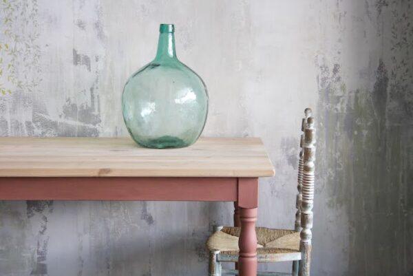 Mesa de madera provenzal